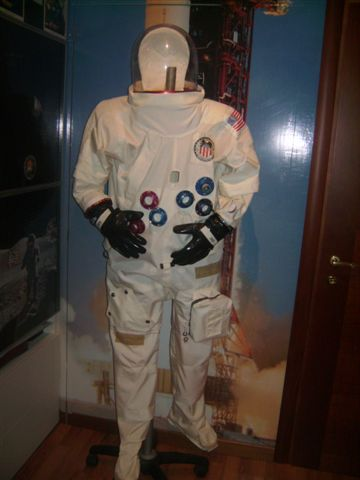 Apollo Spacesuit A7LB